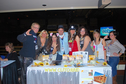 Clitoraid Team At Avn